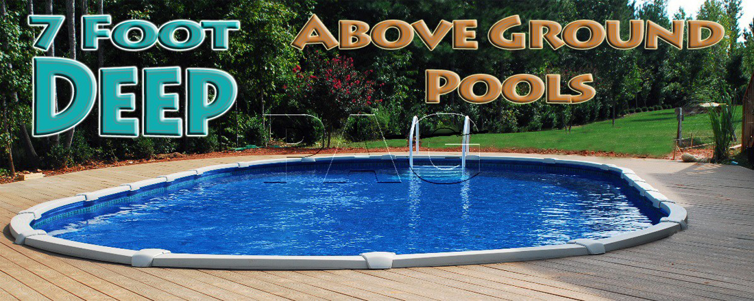 Deep Above Ground Pools Ft Myers FL