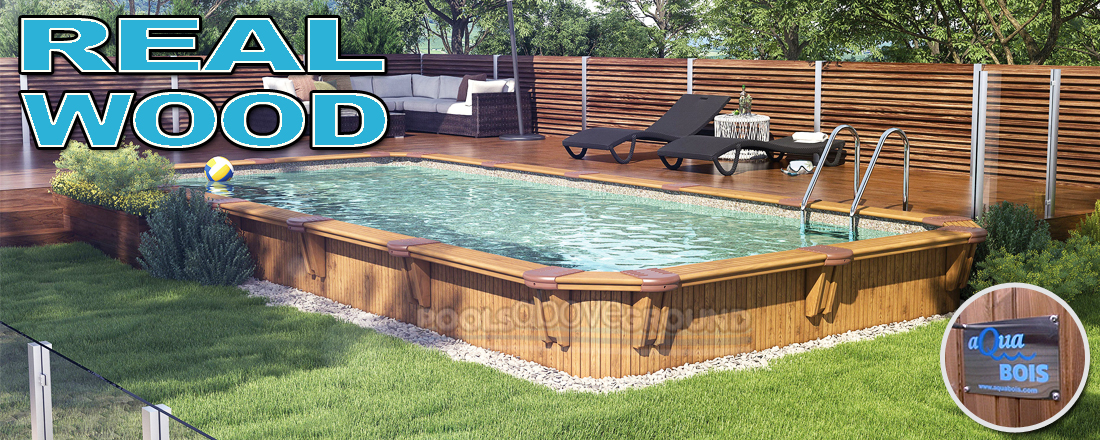 Wooden Above Ground Pools Florida